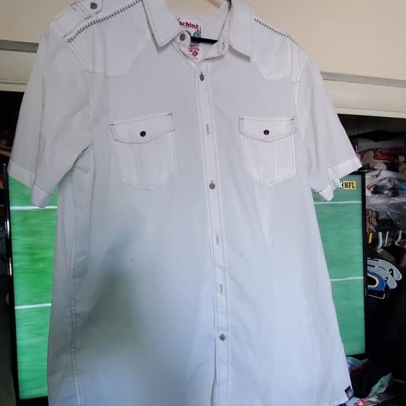 Machine Other - Men's short sleeve shirt